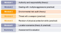 Karen Armstrong Safety Strategies two-day workshop training modules