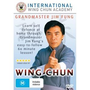 DVD Wing Chun Kung Fu