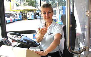 Bus drivers deserve the best training