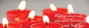 Wishing you a safe Christmas