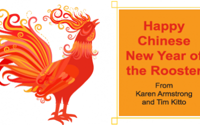 Happy Chinese New Year of the Rooster 2017